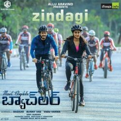 Zindagi song from Most Eligible Bachelor Songs Download - Naa Songs